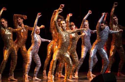 Einer der Höhepunkte die Nacht der Lieder im Theaterhaus Foto: Lichtgut/Leif Piechowski