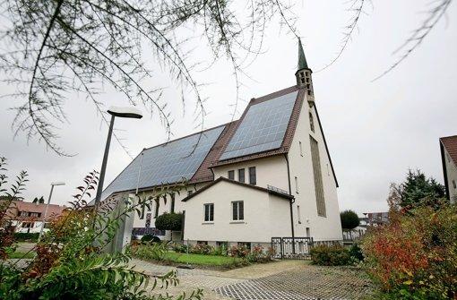 Die St. Franziskus-Kirche in Weilheim Foto: Horst Rudel