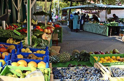 Freibier zum ersten Markttag