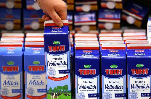 Hendricks will kein Pfand auf Milch- oder Saftkartons