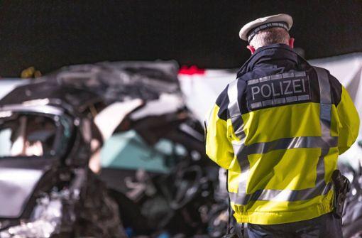 Die Unglücksfahrer kommen aus dem Kreis Esslingen