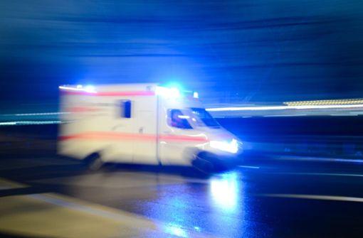 Zwei Verletzte bei Absturz von Ultraleicht-Hubschrauber