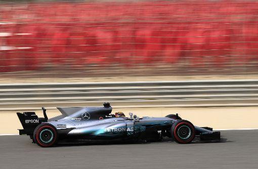 Erst 2018 flitzen die Formel-1-Piloten mit ihren Boliden wieder über den Hockenheimring. (Symbolfoto) Foto: AP