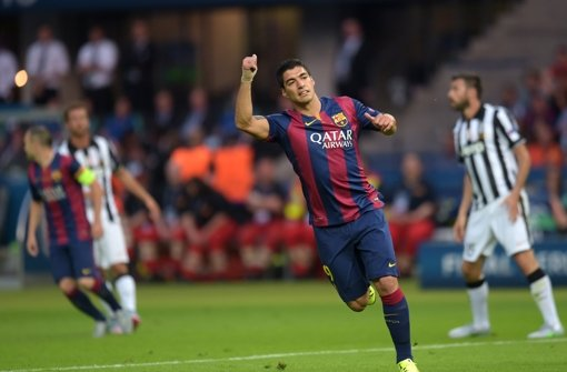 Barcelona auf dem Fußball-Olymp