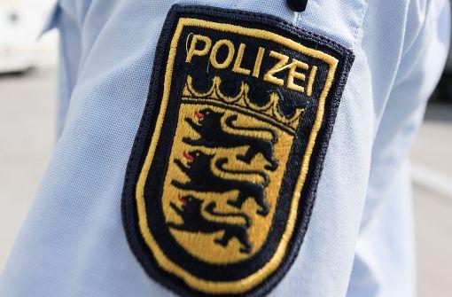 Betrunkener Autofahrer pöbelt gegen Polizisten