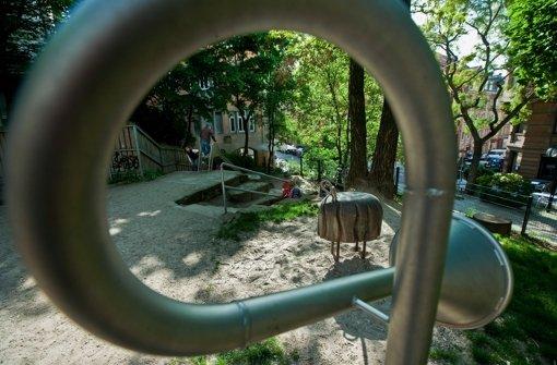 Die Bürger dürfen bei einer Spielplatzplanung immer mitreden. Foto: Zweygarth