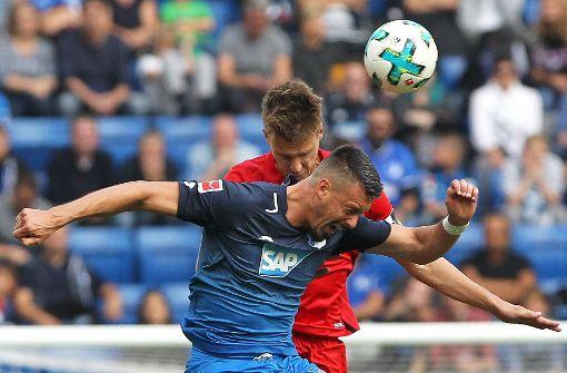 Hoffenheim und Hertha spielen remis