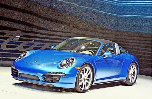 Porsche investiert in neue Standorte