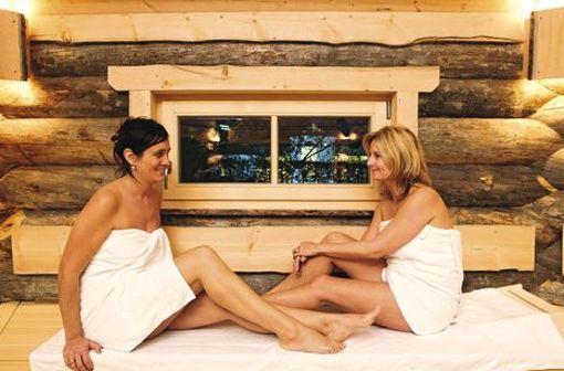 Saunieren stärkt das Immunsystem und sorgt für Entspannung  Foto: Kur und Bäder GmbH Bad Krozingen
