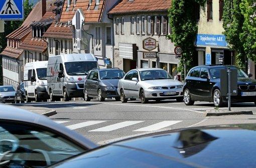 Kein Feinstaub-Alarm in der Grabenstraße