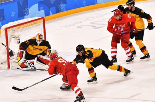 Das Drama im Eishockey-Finale