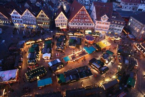 Weihnachtsmarkt öffnet die Pforten