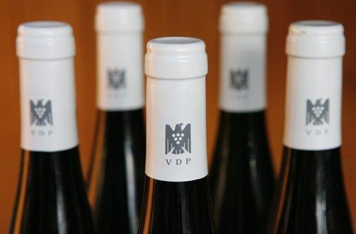 Weinflaschen Foto: dpa