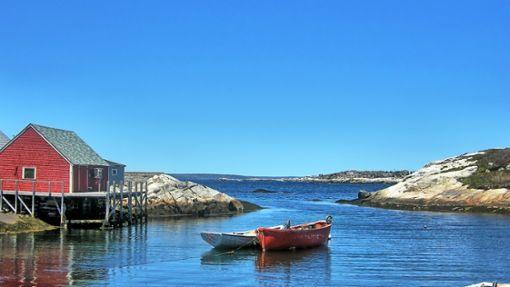 Erinnert ein bisschen an Skandinavien, ist aber Nova Scotia in Kanada.  Foto: Pixabay