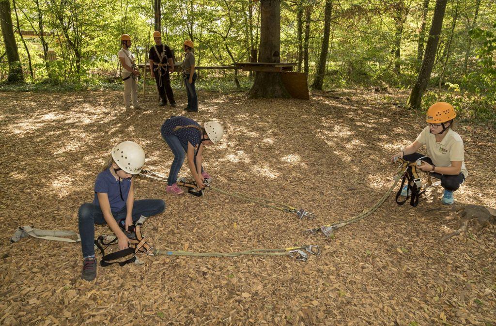 Klettergurt Bauen : Schlingentrainer selber bauen anleitung bergfreunde