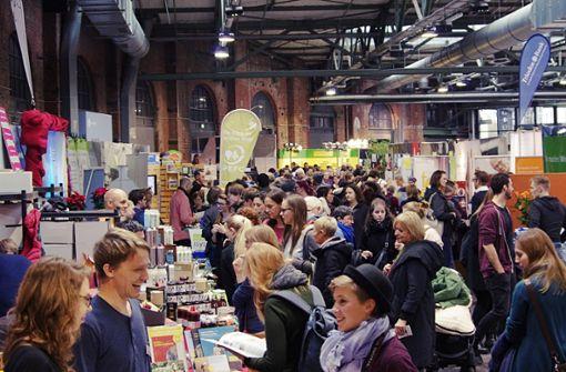 Heldenmarkt Stuttgart: Nachhaltigkeit im Kessel