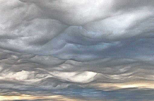 Die Namen der Wolken