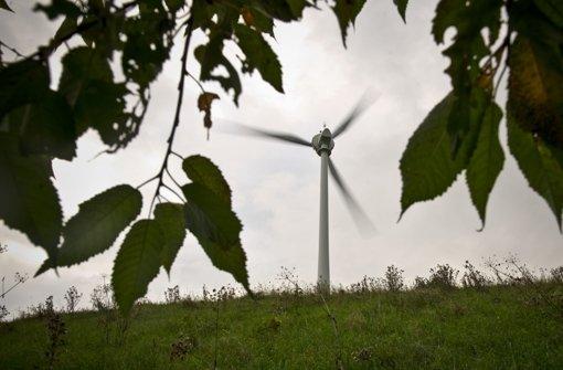 Noch gibt es kaum Standorte für  Windkraft im Land – im Bild das Windrad am Grünen Heiner. Künftig soll es 41 Standorte geben Foto: Max Kovalenko