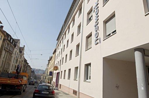 Das Haus in der Hackstraße im Stuttgarter Osten ist von Nestwerk gebaut worden Foto: Kraufmann