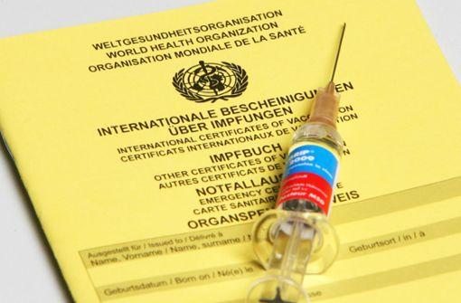 Auch weiterhin werden Impfungen gegen die Influenza empfohlen. Foto: dpa-Zentralbild