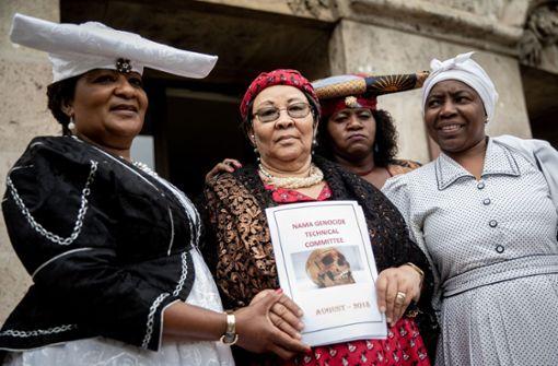 Kirche plädiert für Anerkennung des Genozid an Herero und Nama