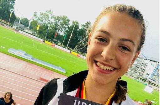 Vor Hindernissen schreckt Alisia Freitag nicht zurück