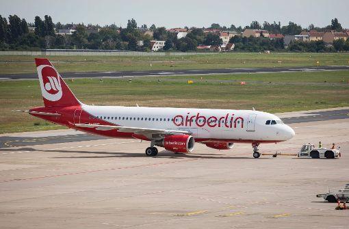 Air Berlin muss Insolvenz anmelden