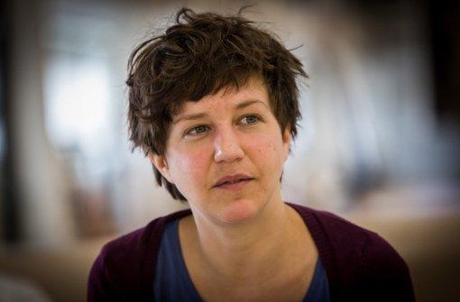 Katharina Knap (32) ist Ensemblemitglied am Schauspiel Stuttgart. Foto: Lichtgut/Achim Zweygarth