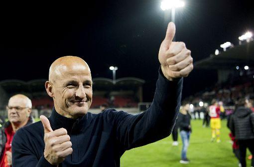 Ex-VfB-Profi Fournier ersetzt Trainer Zeidler