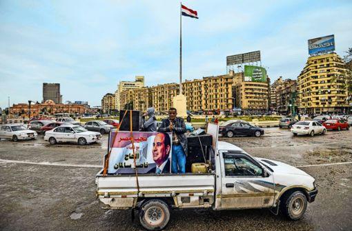 In Ägypten herrscht Friedhofsruhe