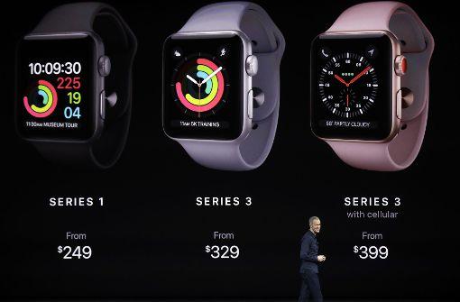 Problem mit Uhr kurz vor Verkauf
