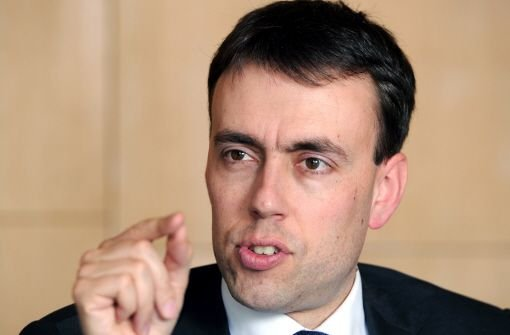 Nils Schmid kritisiert Justizministerin