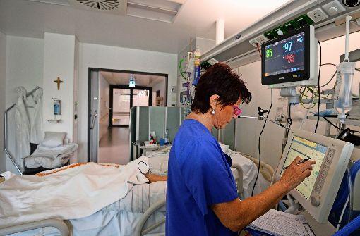 Rund 60 Prozent der Krankenhauskosten entfallen aufs Personal. Foto: dpa