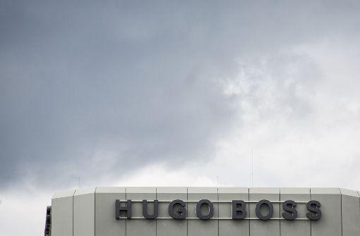 Hugo Boss in Metzingen leidet unter der Krise in der Modebranche. (Archivfoto) Foto: dpa