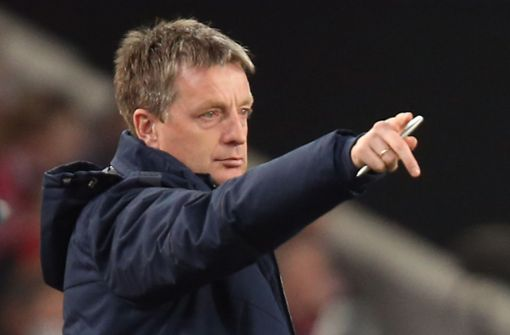 Der VfB will Rainer Widmayer zurückholen