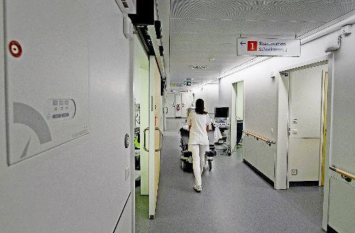 Auch der Imam hilft in der Klinik