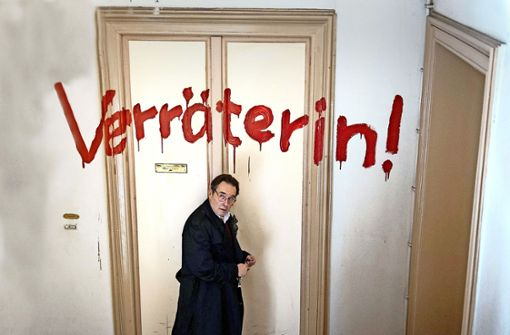 Die Stasi gibt noch nicht ganz auf