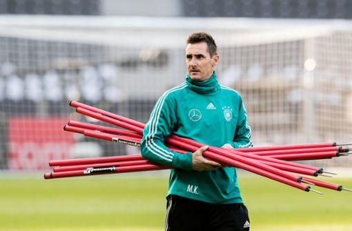 Medien: Miroslav Klose soll Jugendtrainer werden
