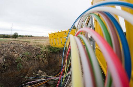 Der digitale Netzausbau kommt nur langsam voran