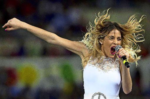 """Fans tanzen für  """"Tini"""" im Milaneo"""