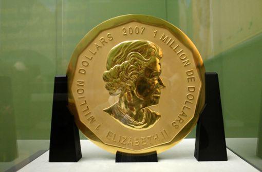 Prozess um Diebstahl von 100-Kilo-Goldmünze beginnt