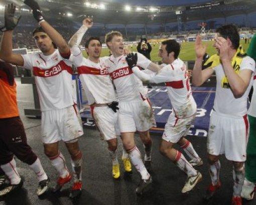 VfB in der Europa-Liga - warum nicht?