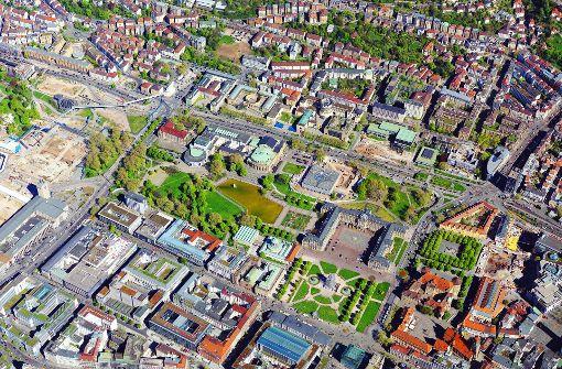 In Stuttgart läuft die Diskussion über das Zentrum der Landeshauptstadt. Foto: StN
