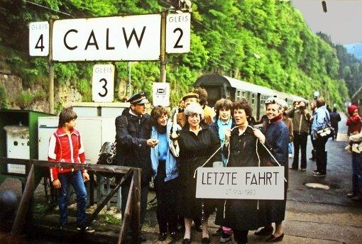 Wird der Weg frei für die S-Bahn bis nach Calw?