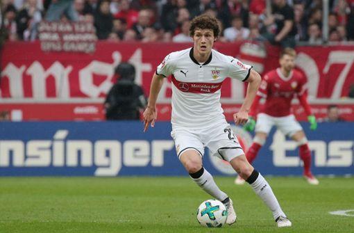Benjamin Pavard ist der Spieler mit dem höchsten Marktwert im VfB-Kader. Foto: Pressefoto Baumann