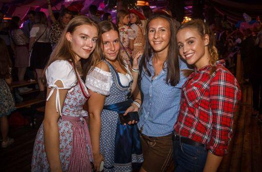 Wilde Party zum Semesterstart bei der Night of the Students