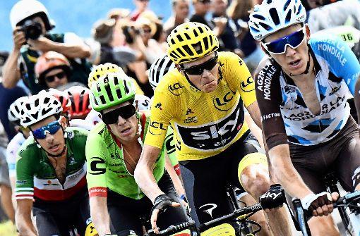 Die spannendeste Tour de France seit Langem