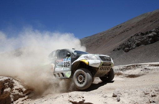 Toyota-Duo verpasst knapp Tagessieg