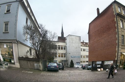 Bücherei-Neubau bleibt Favorit