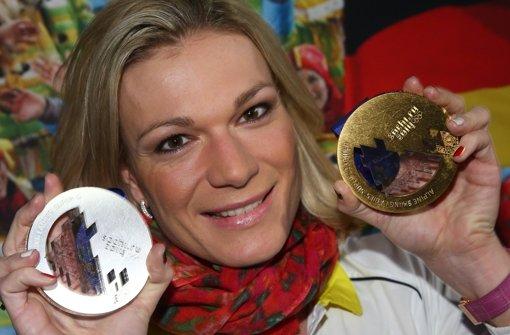Maria Höfl-Riesch – die Wundertüte